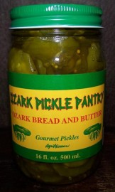 Ozark Bread & Butter Pickles