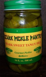 Ozark Sweet & Tangy Dill