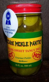 Ozark Sweet & Tangy Dill (HOT)